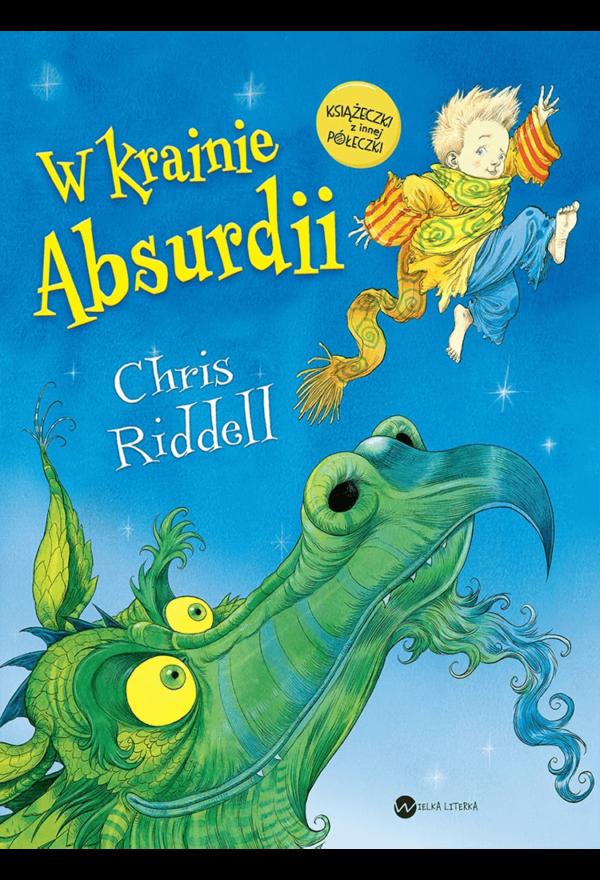 Chris Riddell - W krainie absurdii