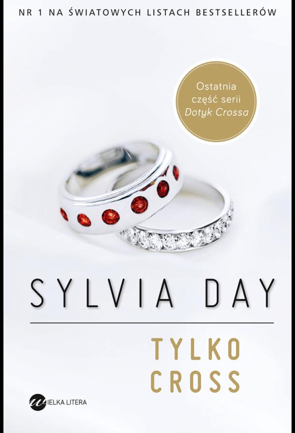 Sylvia Day, Tylko Cross, Okładka książki