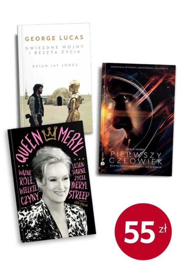 Pakiet książek filmowych - promocje w sklepie internetowym
