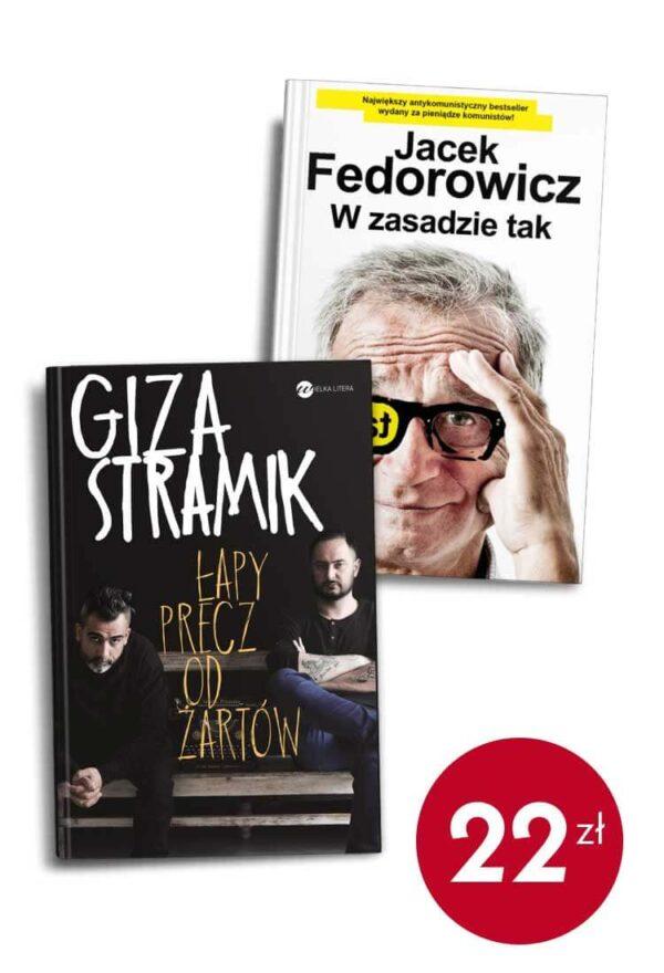 Pakiet książek - Fedorowicz, Giza, Stramik
