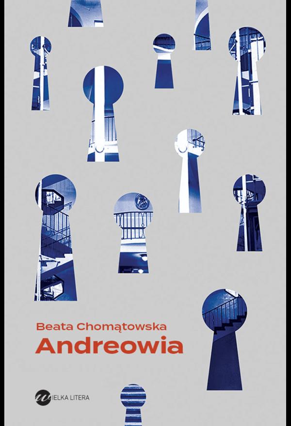 Andreowia, Beata-Chomątowska - okładka książki
