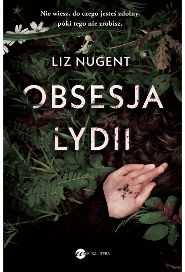 Obsesja Lydii, Liz Nugent - okładka książki