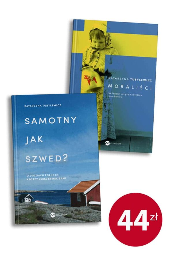 Pakiet książek K.Tubylewicz