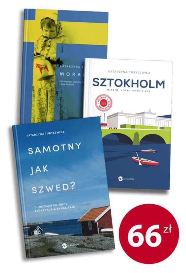 Tubylewicz - pakiet książek