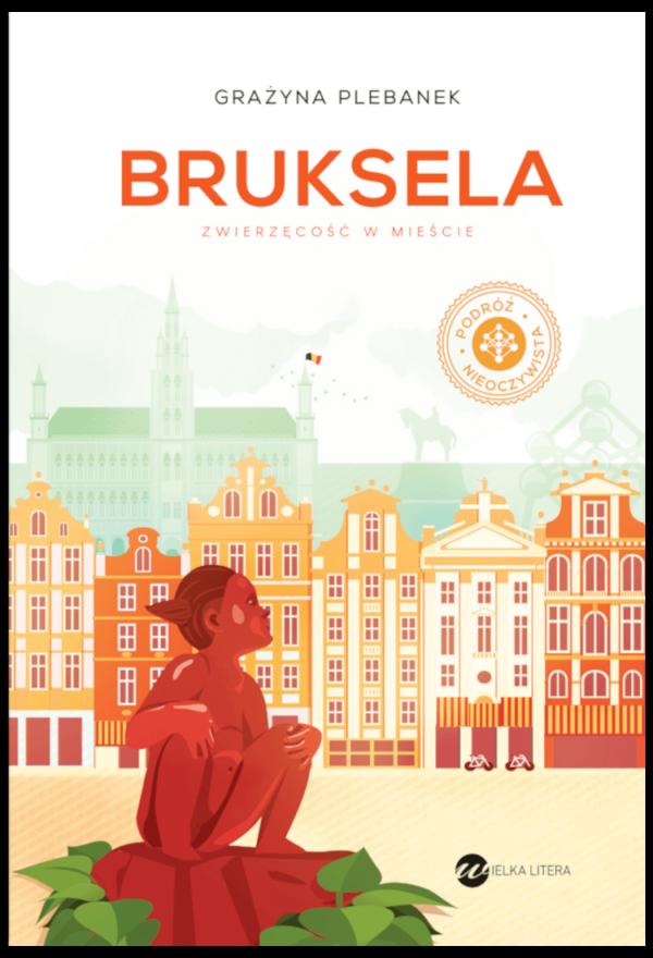 Bruksela, Grażyna Plebanek - książka