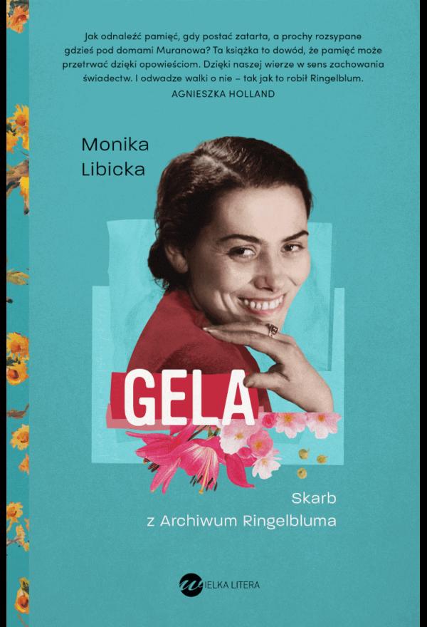 Gela, Monika Libicka - książka