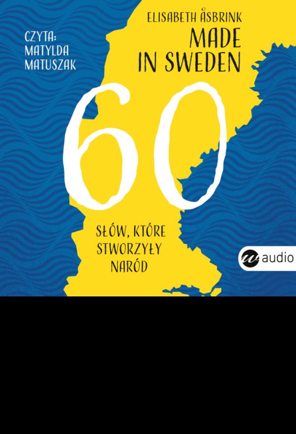 Made in Sweden, Elizabeth Asbrink - audiobook